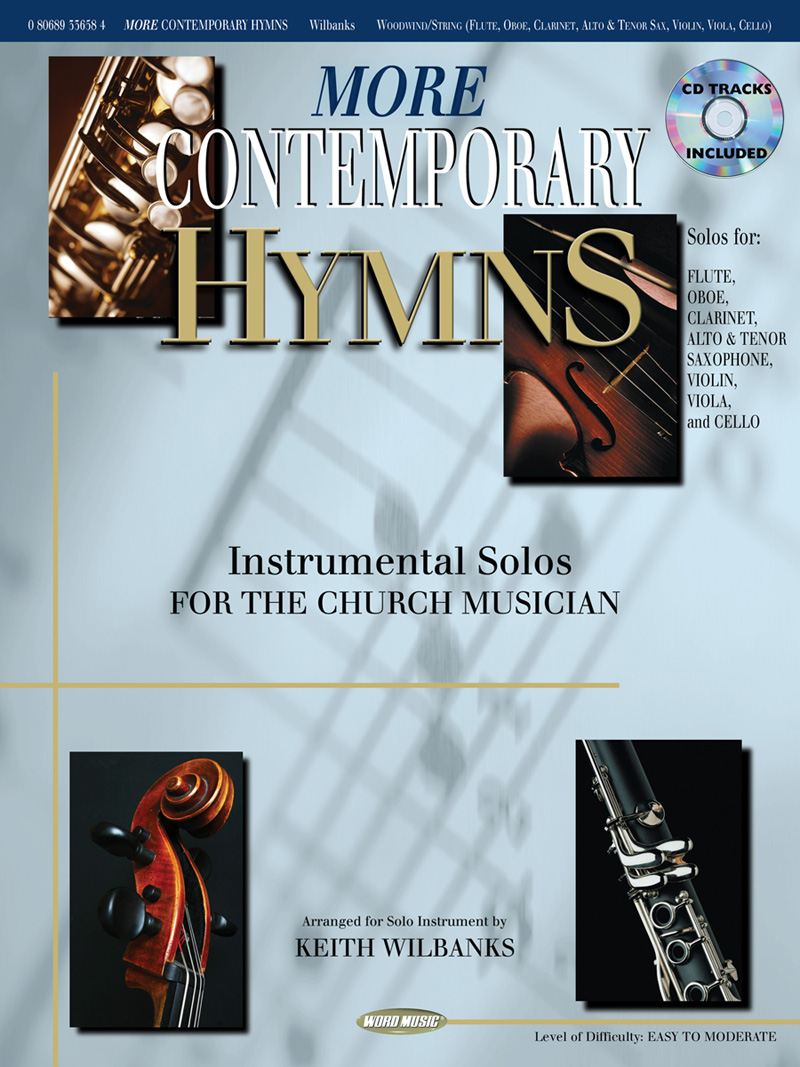 More Contemporary Hymns (Woodwind/String Edition)