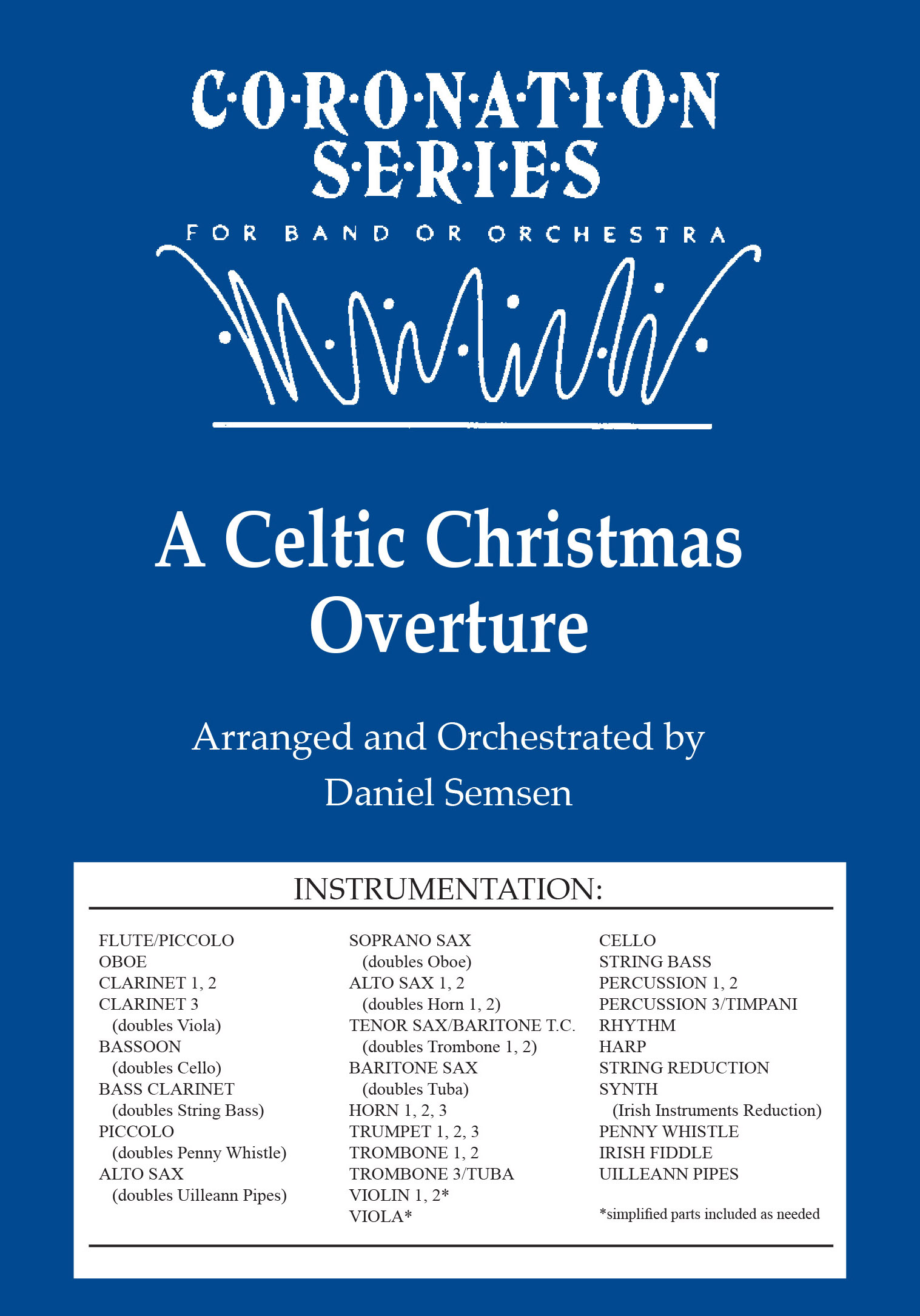 A Celtic Christmas Overture