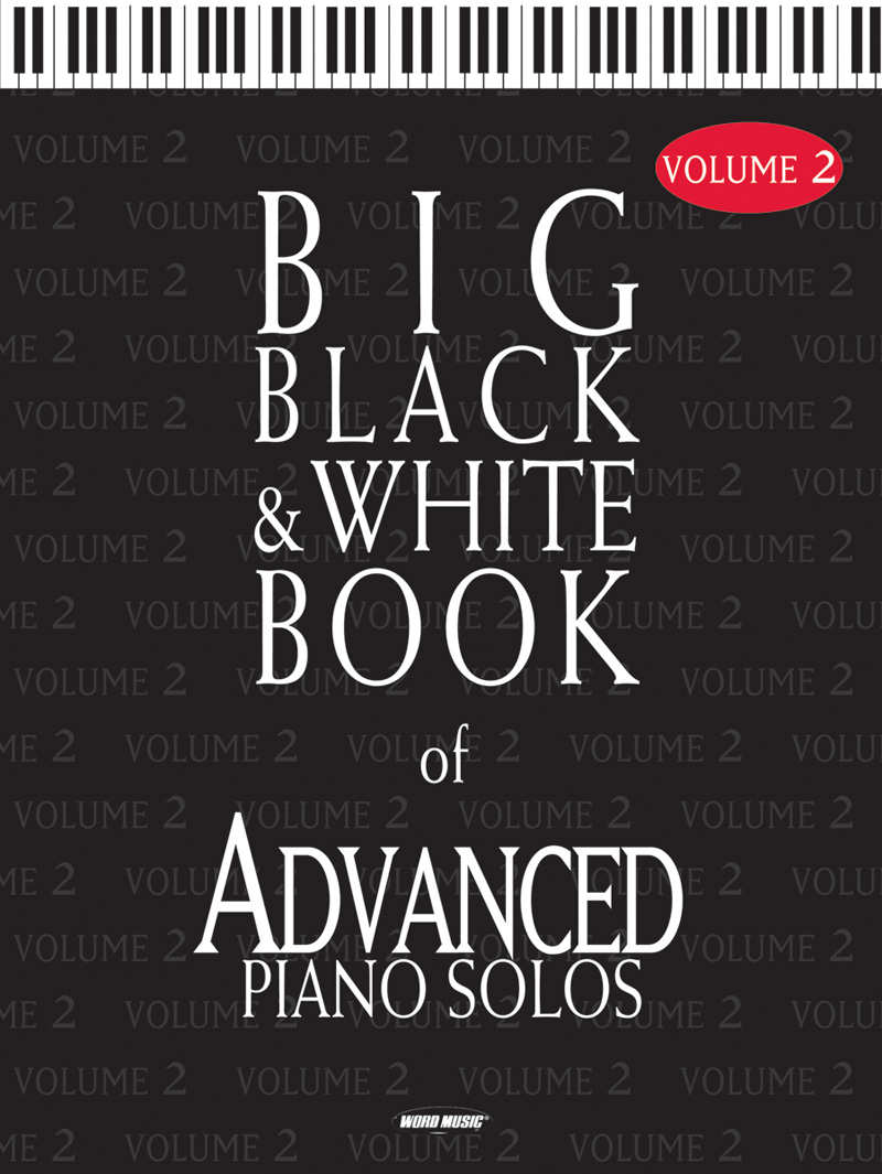 Big Black & White Book Of Advanced Piano Solos V2