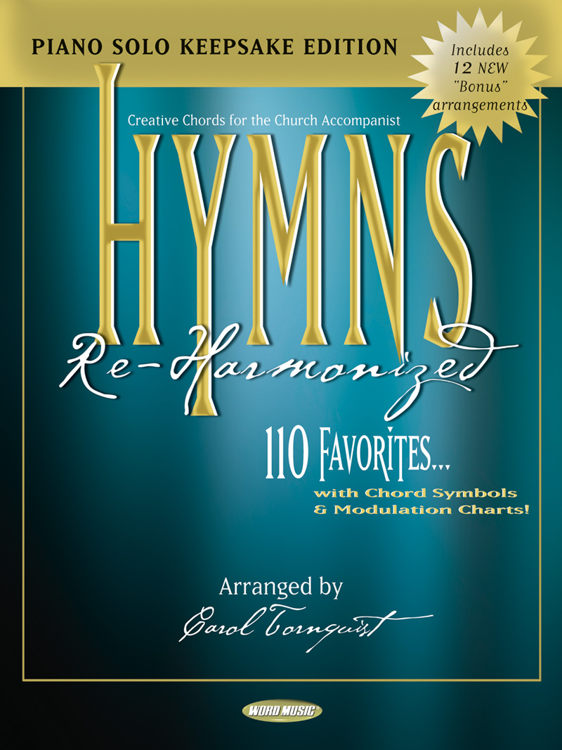 Hymns Re-Harmonized: Keepsake Edition