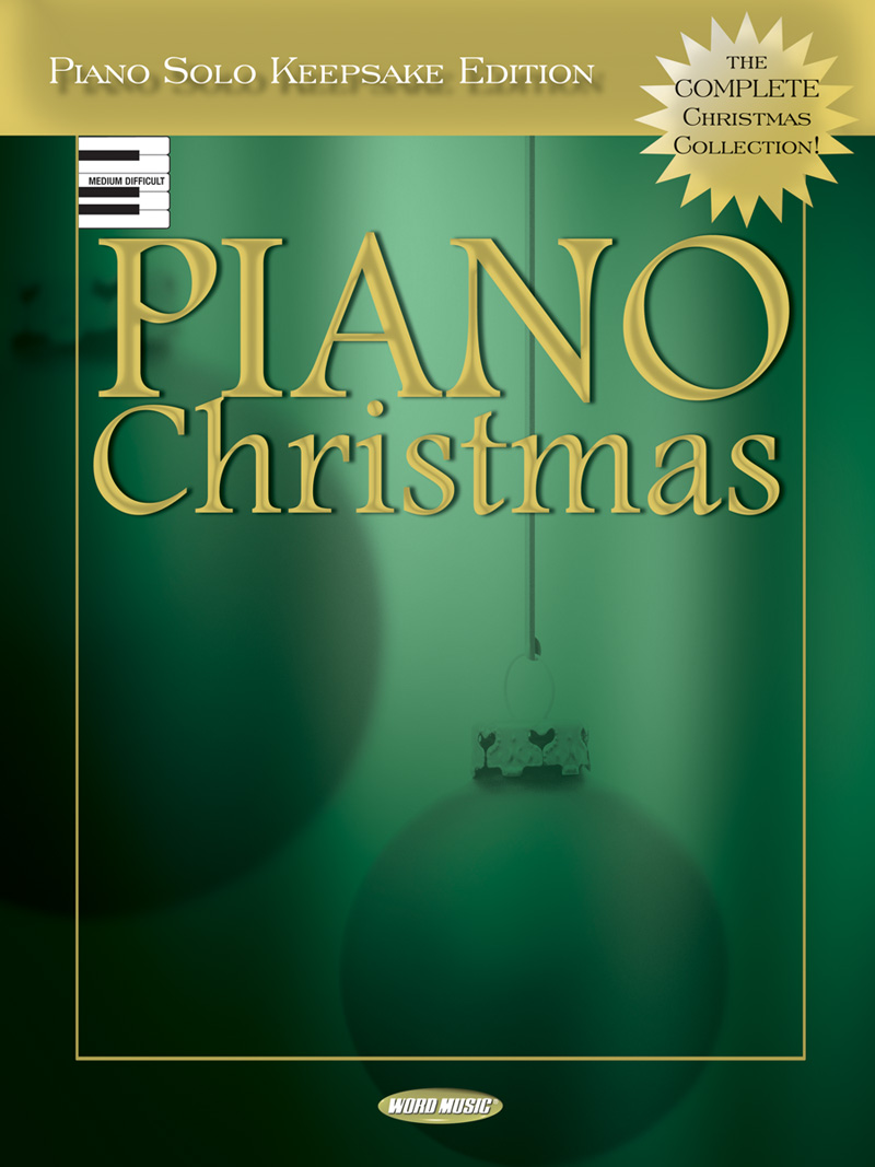 Piano Christmas: Keepsake Edition
