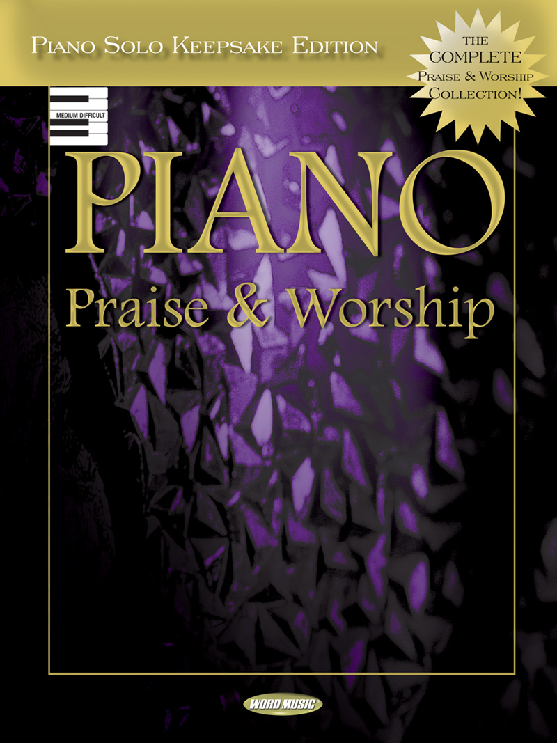 Piano Praise & Worship: Keepsake Edition