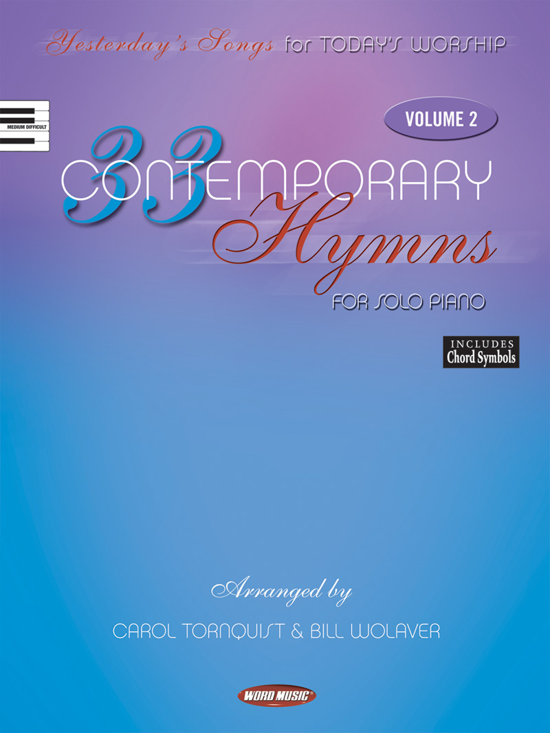 33 Contemporary Hymns V2