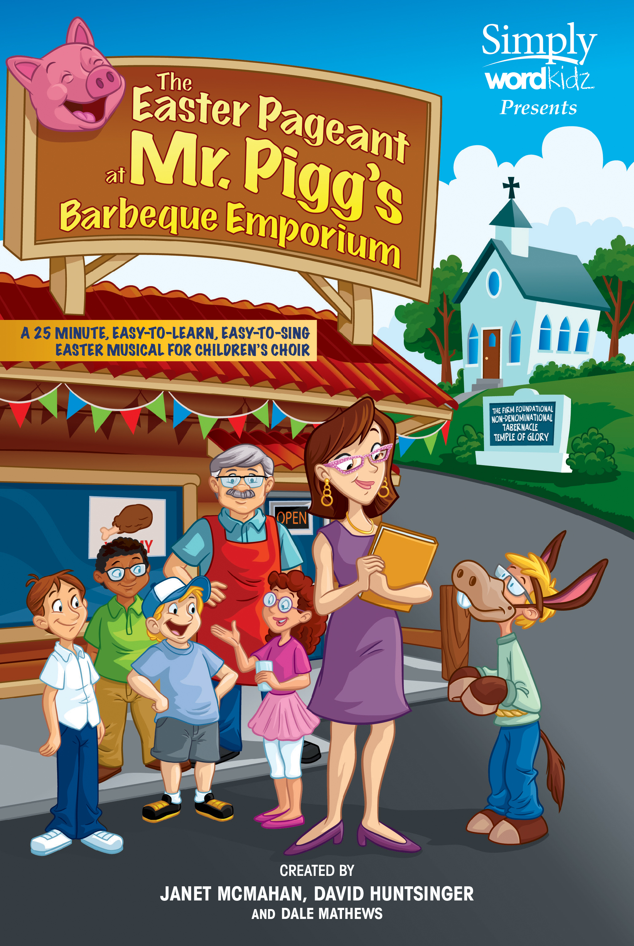 The Easter Pageant At Mr. Pigg's Barbeque Emporium