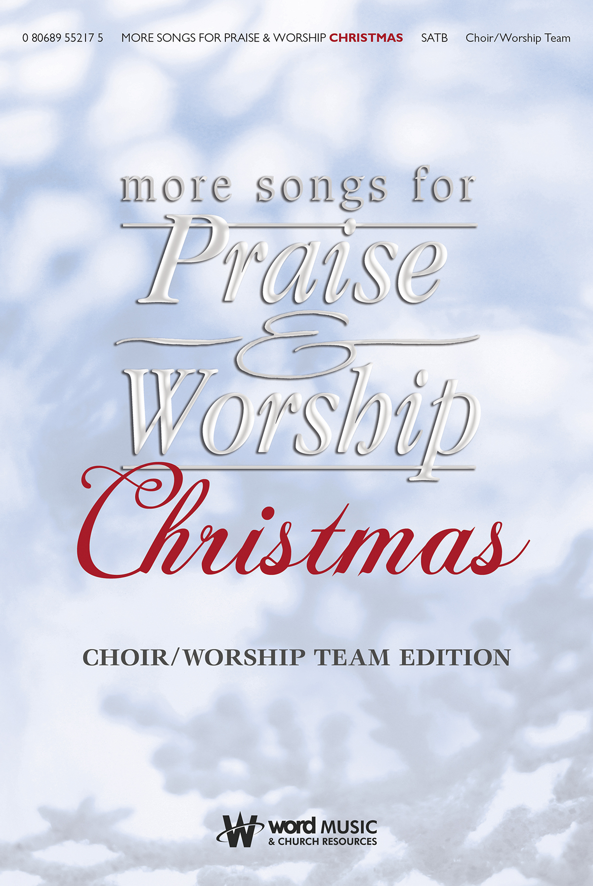 More Songs for Praise & Worship Christmas