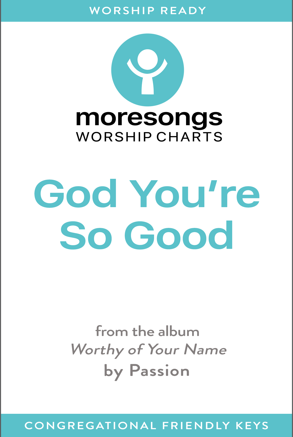 God You're So Good (Downloadable Accompaniment Trax - Stereo)