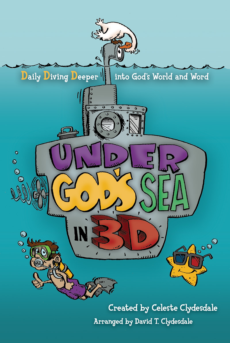 Under God's Sea In 3D