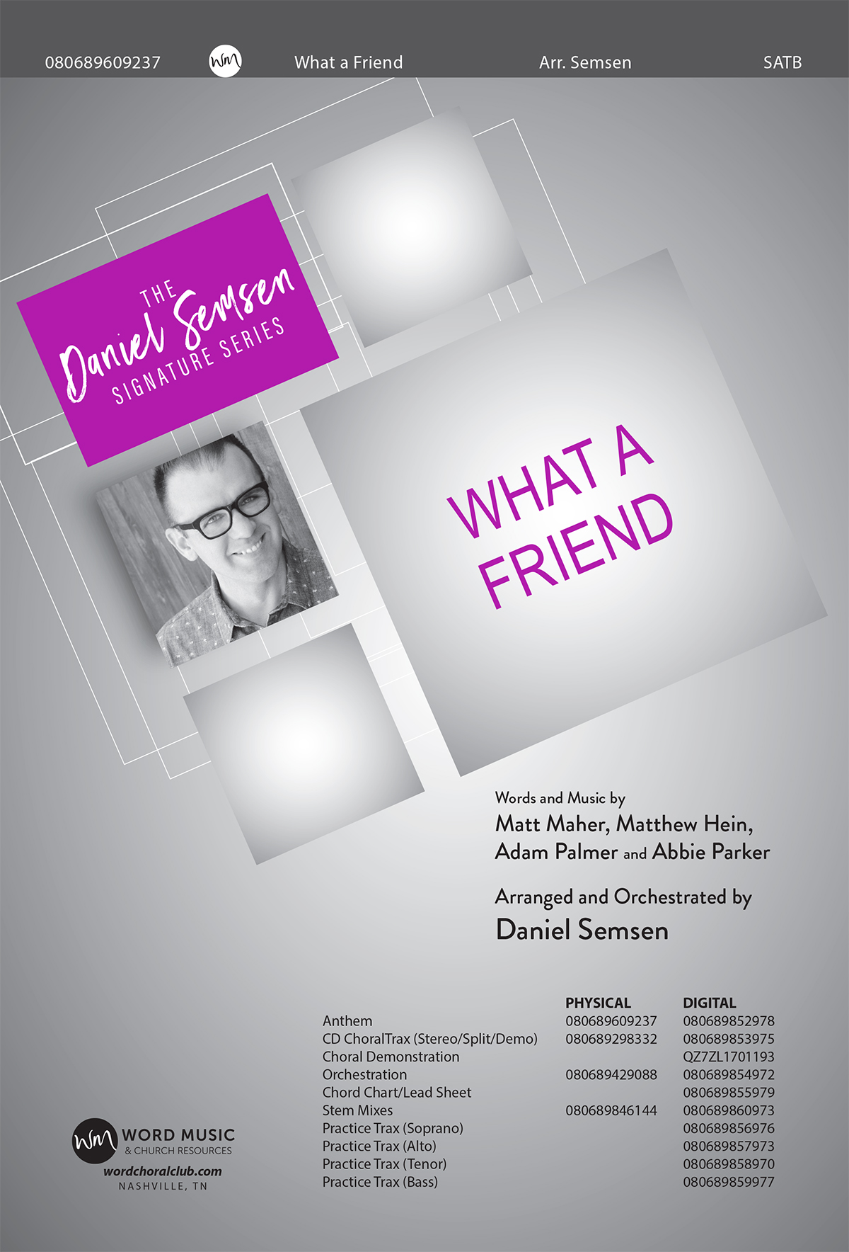 What a Friend (Downloadable Anthem)